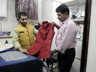 Ahead of civic polls, demand for Modi jackets soars in Indore