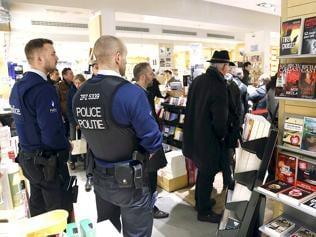 Dozens arrested after Belgium foils