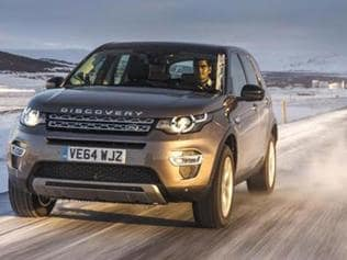 2015 Landrover Discovery Sport first drive