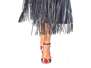 Comeback trend: Sexy tassels and flirty fringes