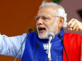 Delhi wants a CM; BJP cannot expect the Capital to vote for PM Modi