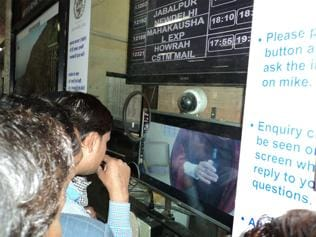 video-based enquiry system