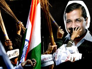AAP has got the chance to run authentically responsible govt