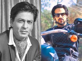 I am Shah Rukh Khan for my family: Actor Karan Mehra