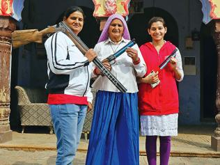 The gunslinger grannies of Uttar Pradesh are defying age and convention