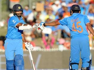 World Cup: High five! Just what the doctor ordered for India