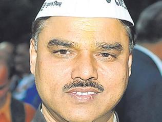University claims Delhi law minister