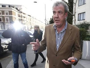'Top Gear' host Jeremy Clarkson dropped over attack on producer: BBC