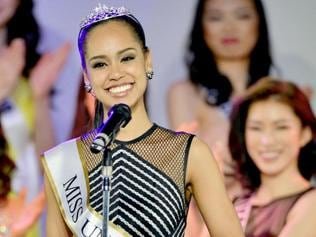 Half-Japanese, half-black: Why new Miss Japan isn