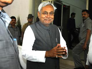 Grand Alliance rivals have just one target - Nitish Kumar