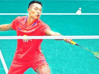 Lin Dan falls as Sugiarto's decision to train under father yields dividends