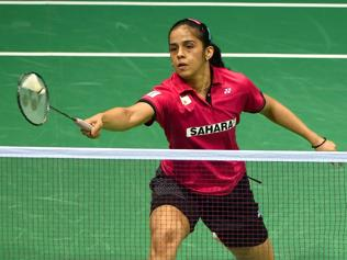 Saina storms into Indian Open finals, assured of World No. 1 rank