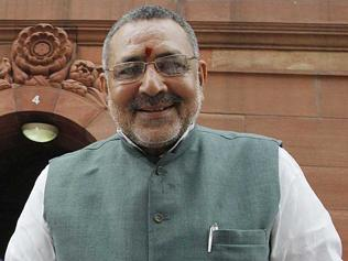 Giriraj Singh row: For the record, nothing is 'off the record' anymore
