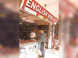 Madhya Pradesh tops liquor smuggling list
