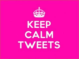 Love it or hate it, #KeepCalm is the social media slogan of the day