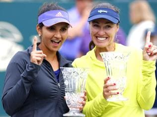 On top of the heap, Sania Mirza proves she made right choice