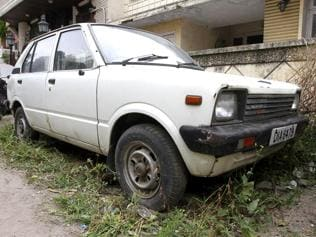 Movie star Mammootty wants to buy country's first Maruti 800