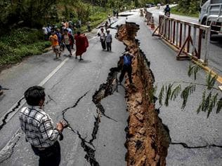 Where were you when the Nepal earthquake took place?