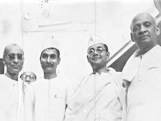 The forgotten rivalry between Patel and Bose