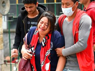 Indian media in quake-hit Nepal: Grace, empathy thrown to the winds