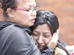 At least 30 feared killed after landslide buries six Nepal villages