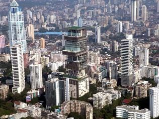 Mumbai real estate industry