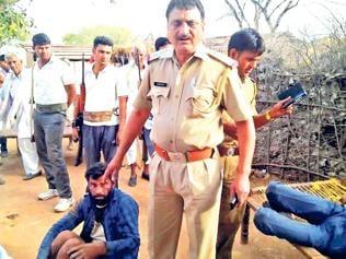 Dacoits 'rape' four women in Karauli