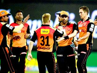 Boult-McCullum faceoff as SRH take on CSK