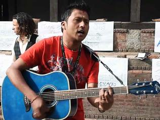 This Nepal band uses music to heal earthquake scars, seek help