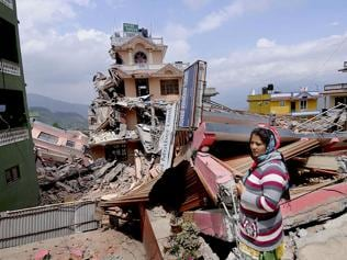 Man who wrote Nepal's scarcely-followed building code tells a story