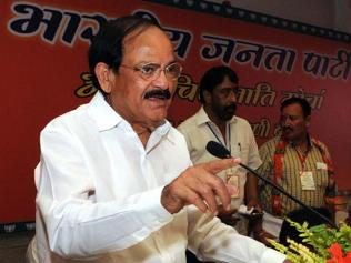 Still hope for GST bill being passed: Venkaiah Naidu