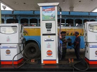 High diesel prices in MP hurt pump owners, govt