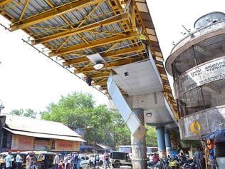 Kalyan skywalk