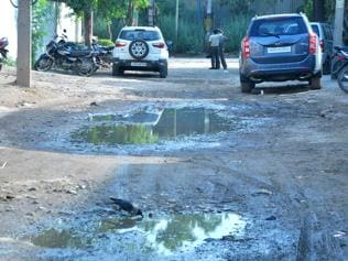 Wanted: A zero-tolerance policy for potholed roads