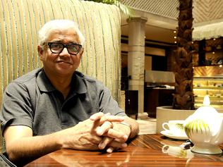 The world was never a place of joy and happiness: Amitav Ghosh