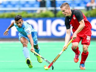 Indian hockey team gears up for Pakistan, Australia in HWL