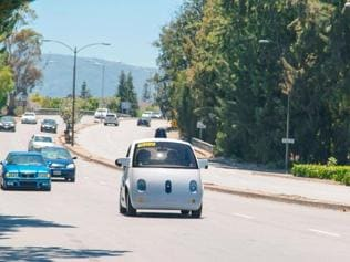 Google starts road tests of new self-driving car prototypes