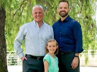 Gay verdict will save lives, says 1 of 2 dads of girl in viral pic