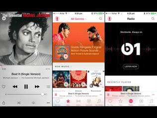 We make Apple Music face-off against other streaming apps