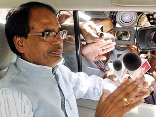 Initiated probe, but put in the dock now: Chouhan on Vyapam scam