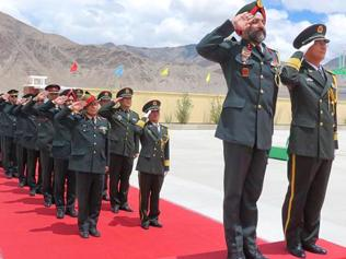 India, China play down border standoff, flag meeting likely today
