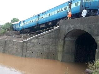 MP train accident: Toll may cross 50 as many feared washed away