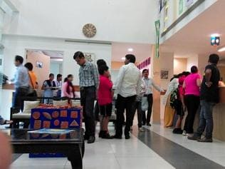 Over 60 students fall sick after eating meal at Gurgaon school