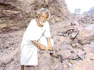 Dashrath Manjhi: The Mountain Man of Bihar