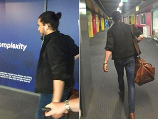 Is the secret out? Kit Harington spotted at GOT shoot location