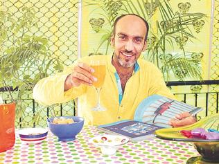 Designer Manish Arora is a foodie and loves a good vada pav