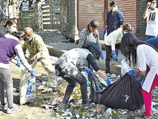 Dirty Doon at the bottom of India's clean capital list