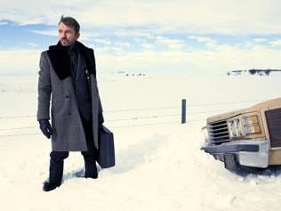 Small Screen must watch: -Fargo's bloodstains in the snow