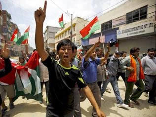 Blasts in Nepal churches after rejection of Hindu state proposal