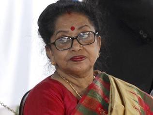 Suvra Mukherjee, President Pranab